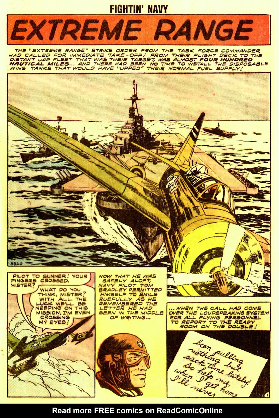 Read online Fightin' Navy comic -  Issue #83 - 93