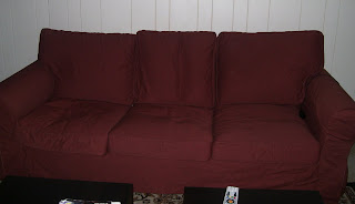 The A List How To Dye Ektorp Slipcover