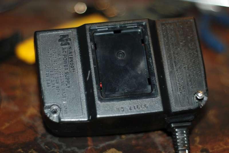 populate all the resistors: N64 Power Supply