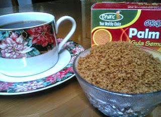 kopi herbal palm sugar