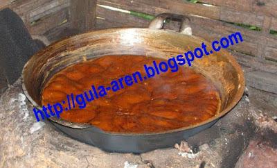 Proses Pembuatan Gula Semut Tradisional