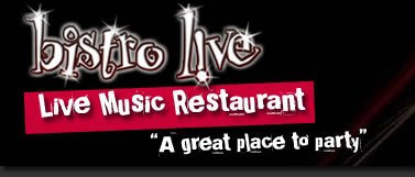 Bistro L!VE - The Best Nights Out in Leicester, Nottingham, Milton Keynes