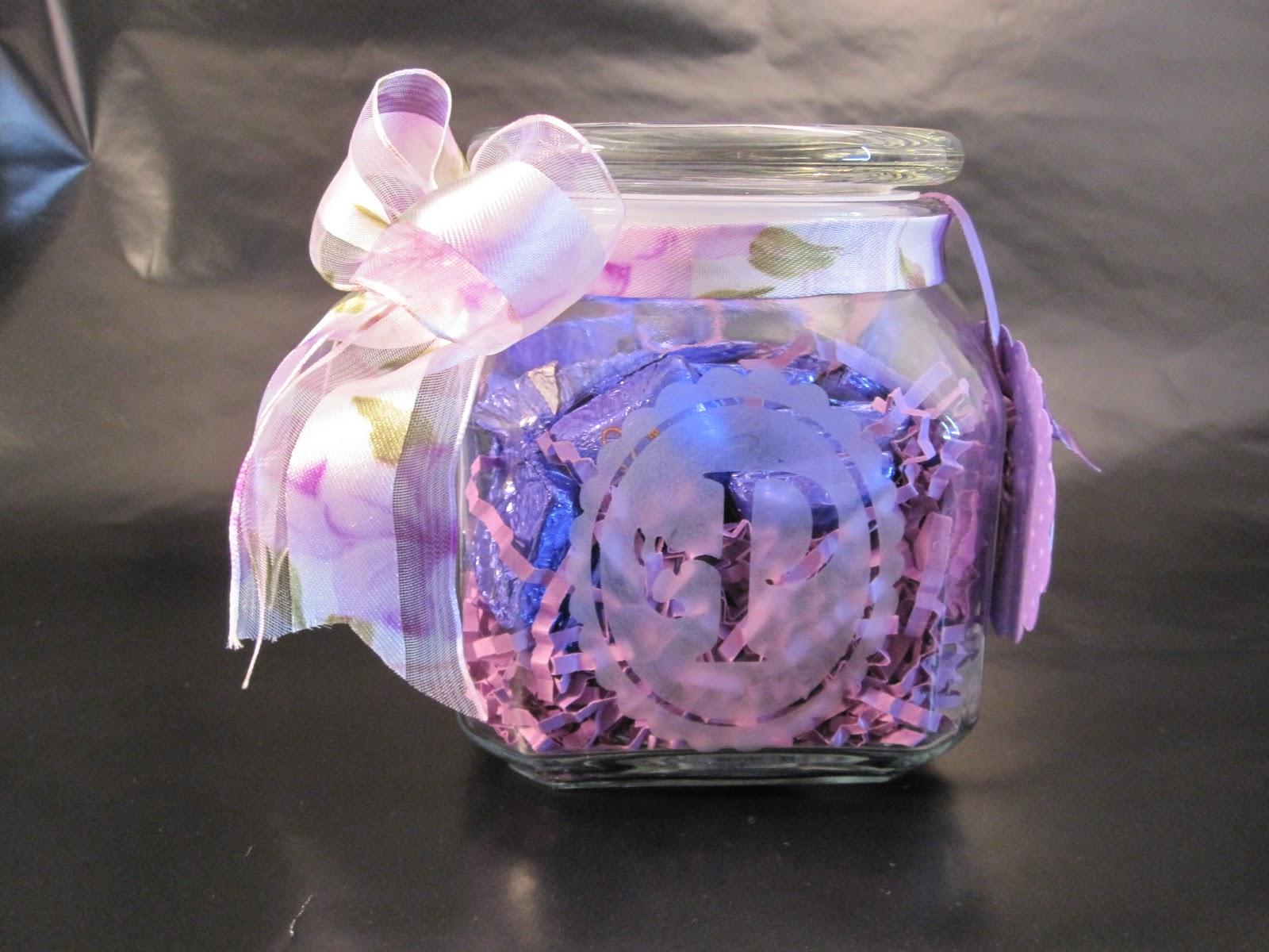 Paperpastime Etched Candy Jar Svg File Added