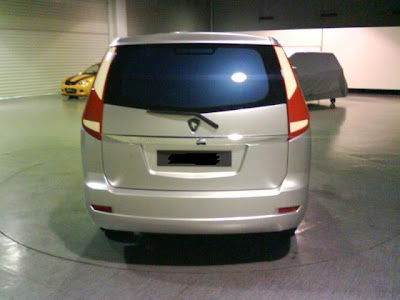 New Proton MPV or just a fake one