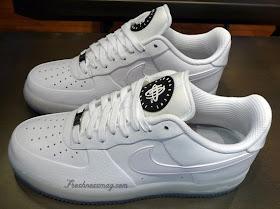 Scratch Deez: Nike Air Force 1 Supreme Huarache