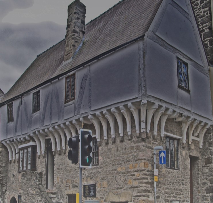 Paranormal Places UK: Aberconwy House, North Wales