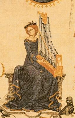 Resultat d'imatges de dama medieval