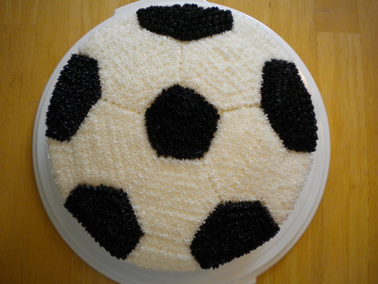 Soccer Ball Birthday Cakes Sydney