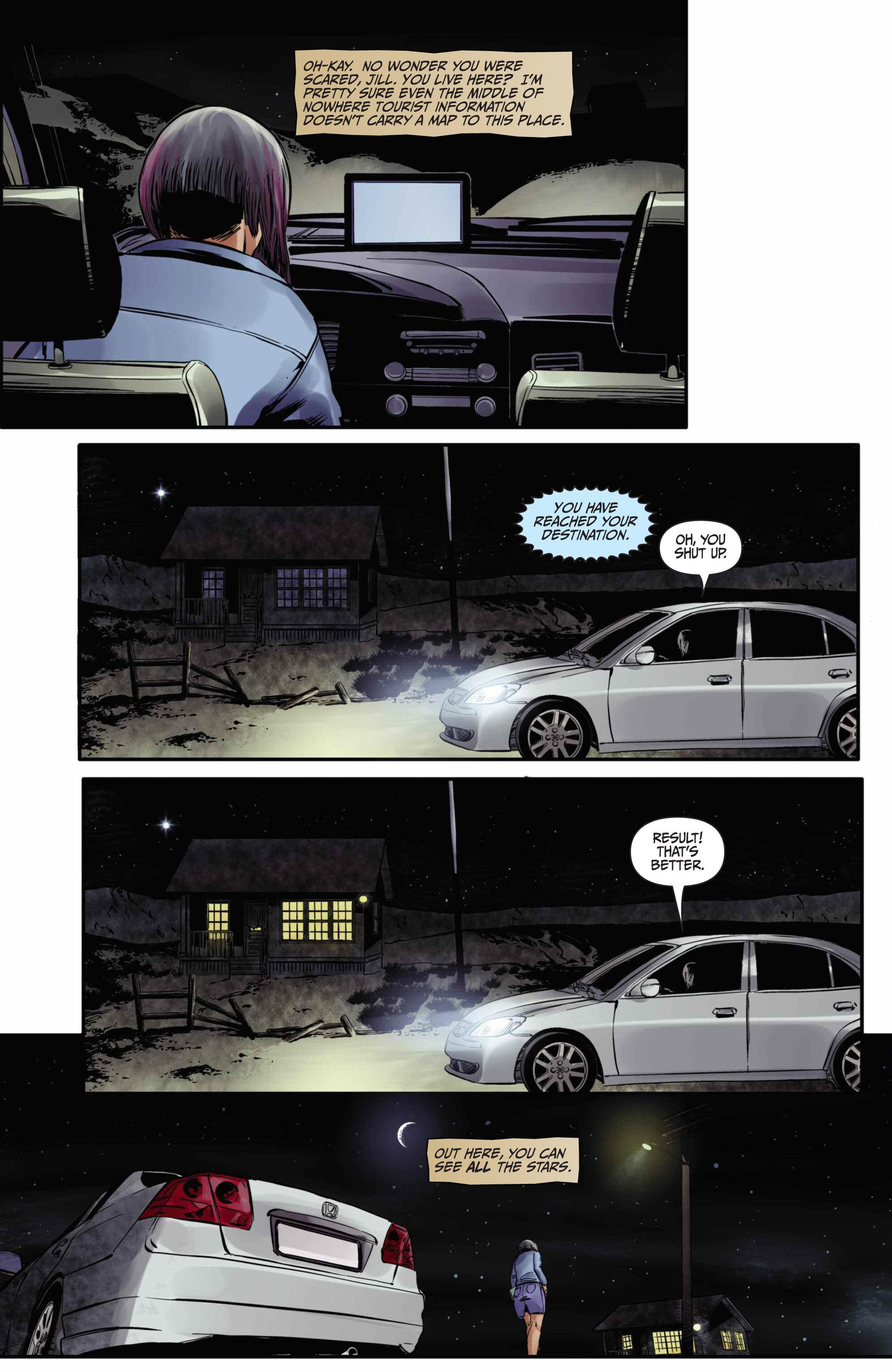 Read online Mercy Thompson comic -  Issue #5 - 21