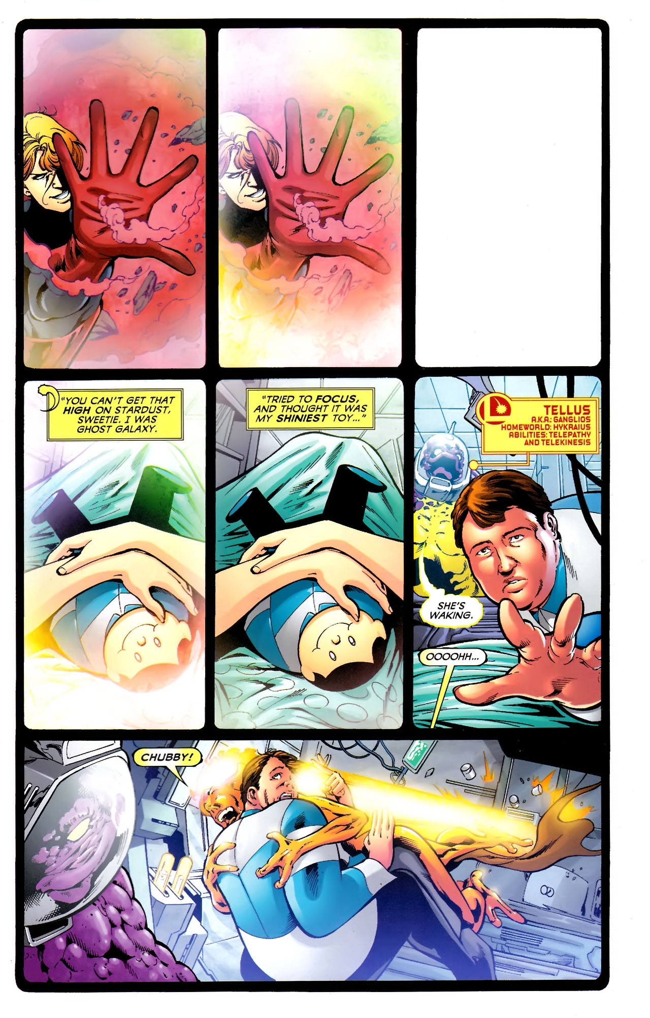 Read online Adventure Comics (1938) comic -  Issue #527 - 19