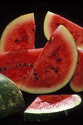 Watermelon is an excellent food source of the amino acid citrulline, which the human body uses to make the amino acid arginine