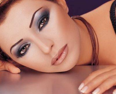 Cosmetic Fashion: Arabic Eye Make Up