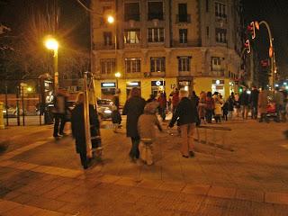 La Cabalgata de Reyes de 2010 en Madrid