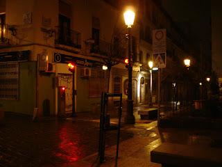 La polémica de la iluminación por la noche en Madrid