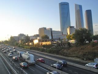 Las calles más ruidosas de Madrid