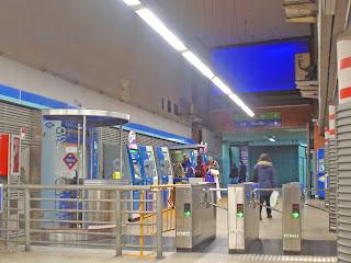 Las taquillas del Metro desaparecen. ¿Que prefieres?
