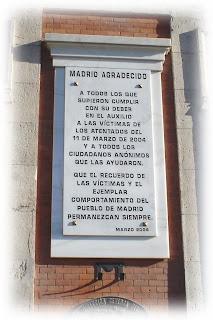 Pasan los años y Madrid sigue sin olvidar