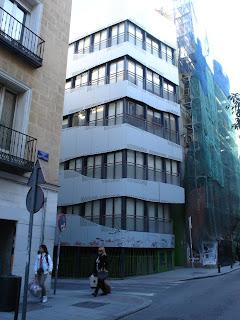El piso- experimento de la EMV en Chueca