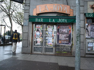 Los bocatas de Atocha