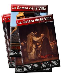 presentando la Gatera de la Villa