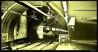 ¿Porque se cerró la estación de Chamberí?