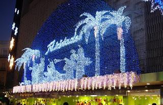 Este año castigados sin luces de Navidad hasta pasado mañana