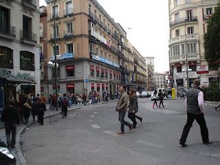 Adios a la Plaza de Callao
