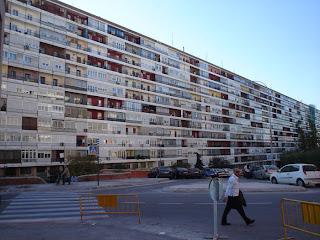 El edificio más grande de Madrid