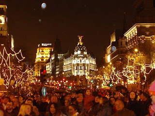 Cabalagata de Reyes 2009 en Madrid