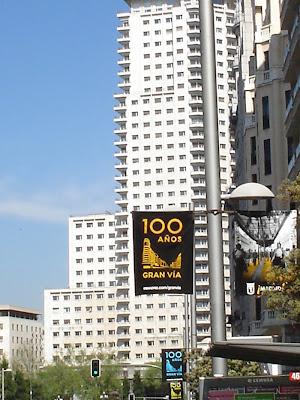 Nuevas actividades para celebrar el centenario de la Gran Vía