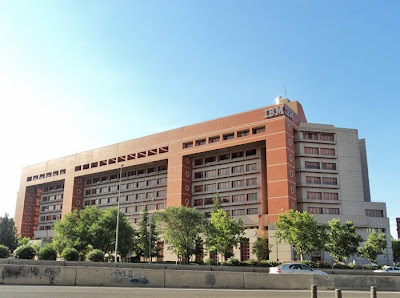 El edificio IBM de Madrid
