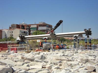 La última pasarela de Madrid Río