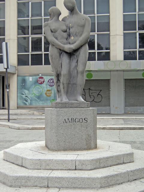 El Monumento a los amigos