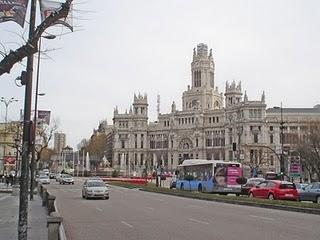 El palacio de Cibeles obtiene el mismo número de visitas que el Prado.