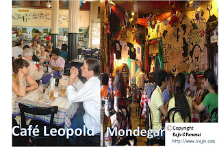 Cafe Leopold & Cafe Mondegar