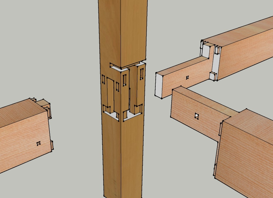 Traditional Japanese Wood Joints The Perfection Of Traditional