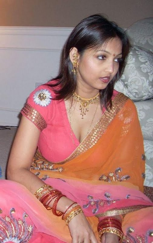 Tisiscool Real Life Hot Indian Aunties-5293