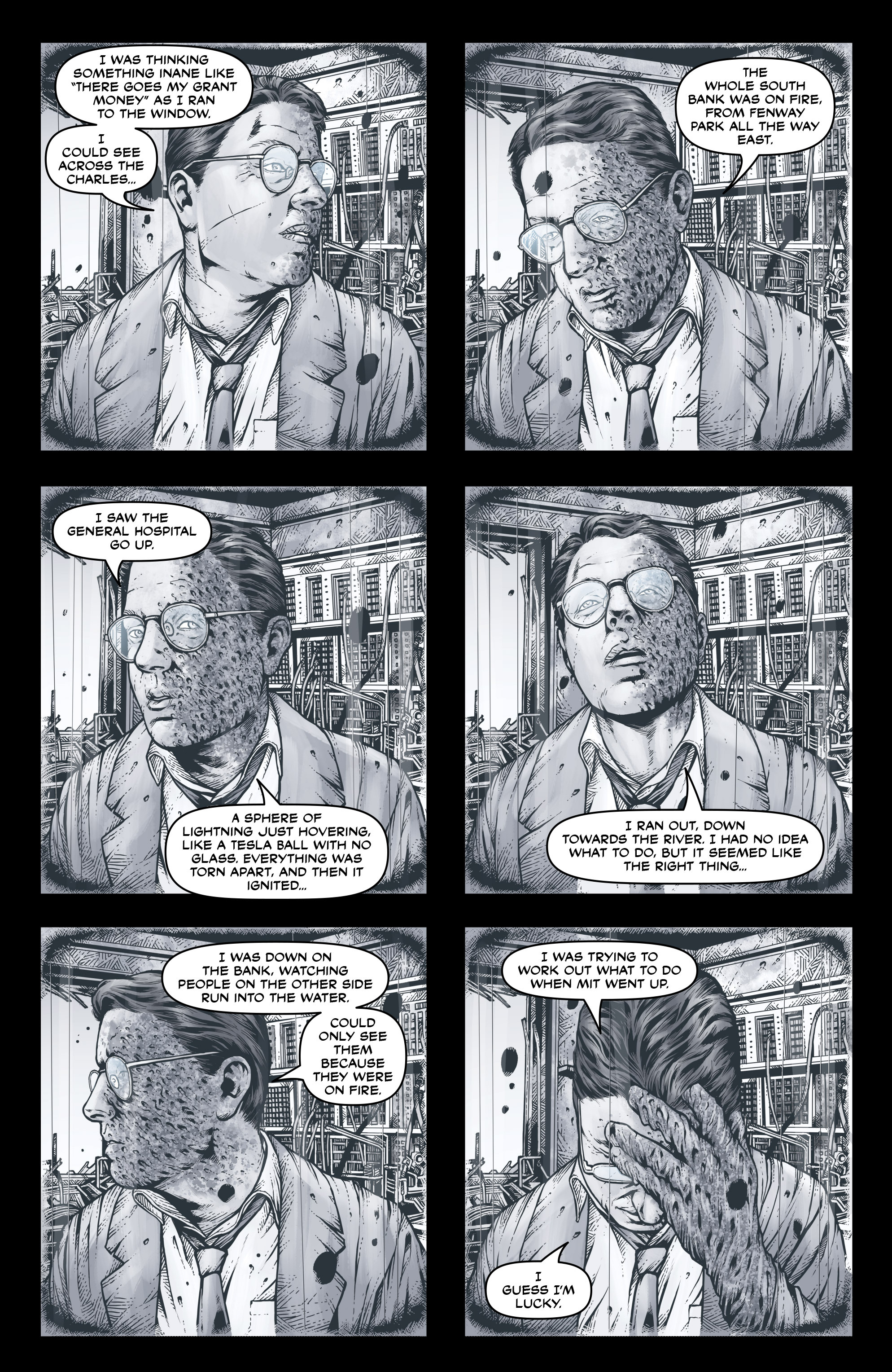 Read online Uber: Invasion comic -  Issue #2 - 7