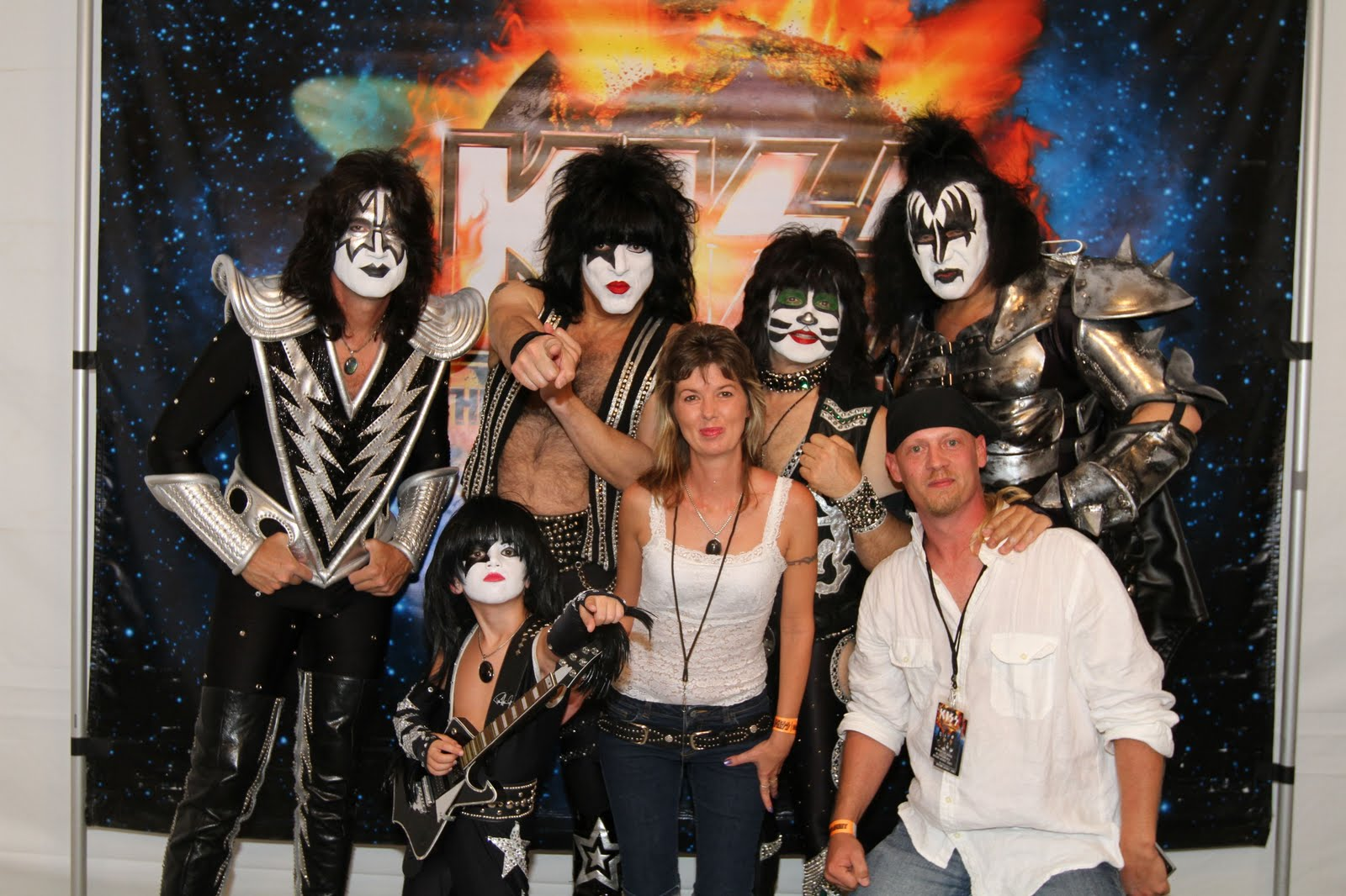 Kiss Meet And Greet