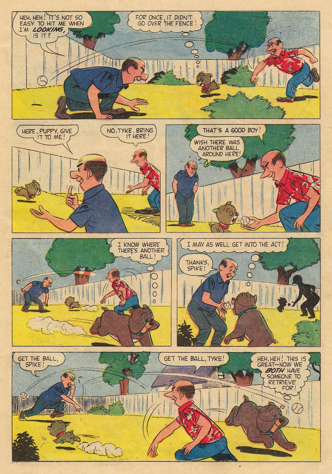 Tom & Jerry Comics issue 160 - Page 17