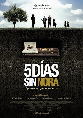 Cinco días sin Nora, Mariana Chenillo, 2008