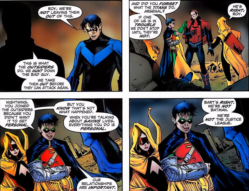 Teen Titans Reboot
