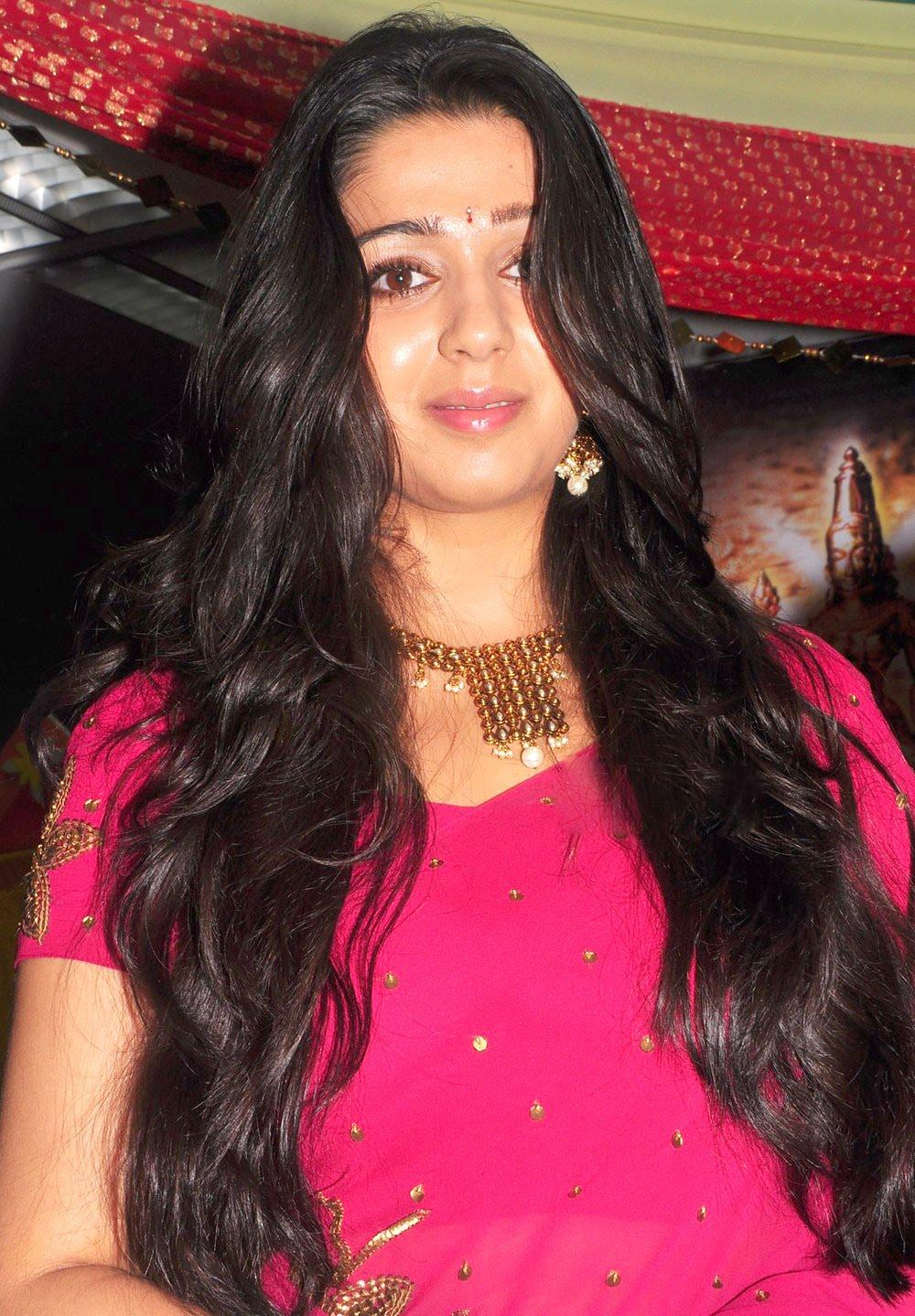 Bollywood Images Actress Charmi Kaur Hot Wallpapers -8631