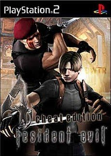 CHEAT RESIDENT EVIL 4 PS2 - YouTube