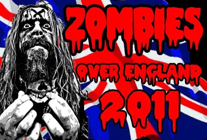 Rob Zombie UK Tour