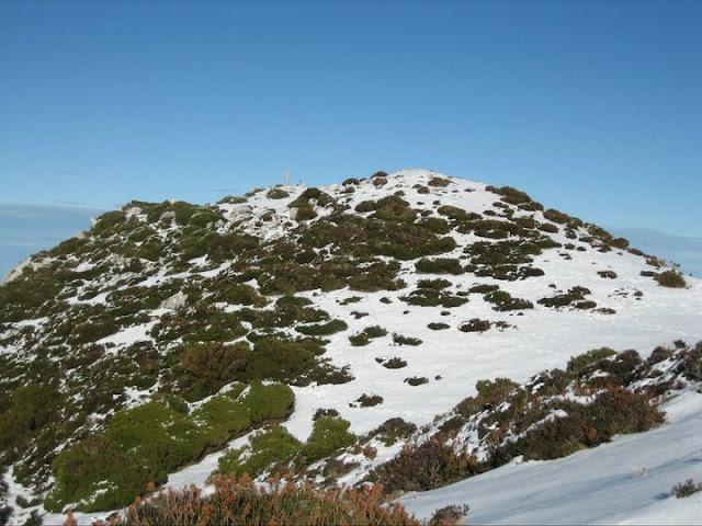 Rutas Montaña Asturias: Llegando al Rasu