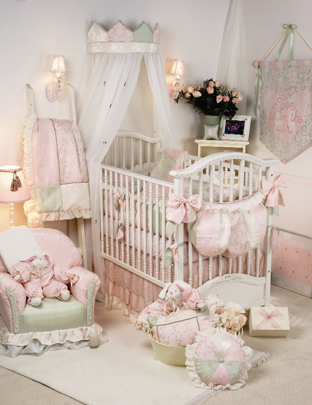 Designer Baby Bedding By Nava S Designs Love Is In The Air