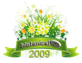 Blotanical 2009 Awards