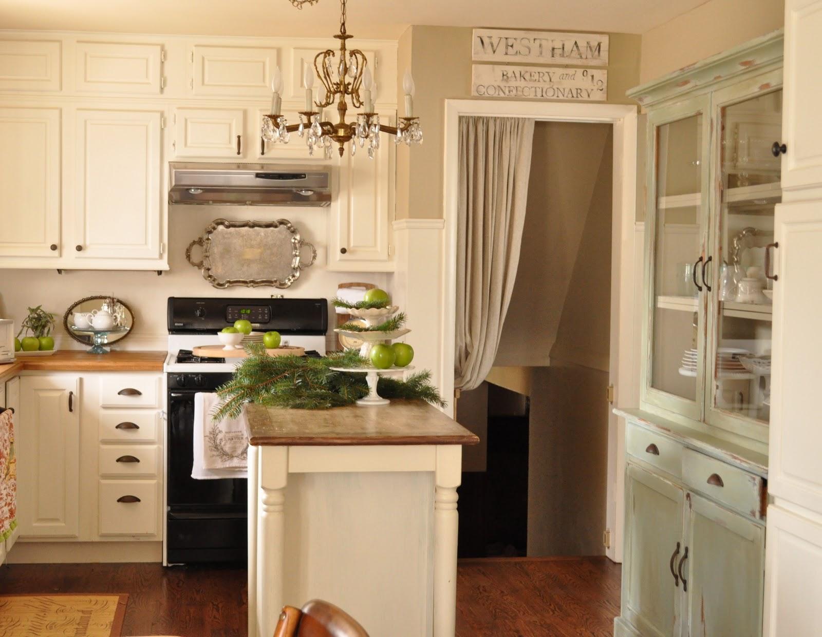 Kitchen Details....