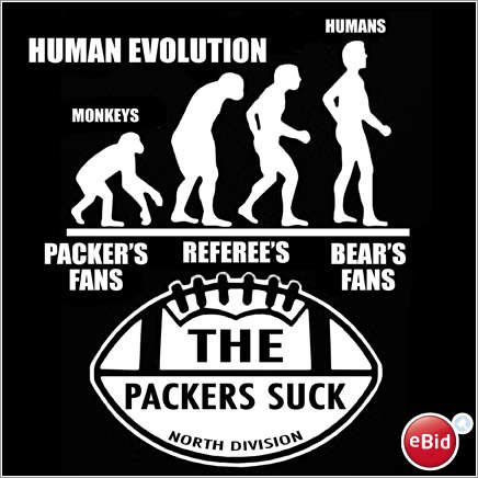 Pity, packers suck comments